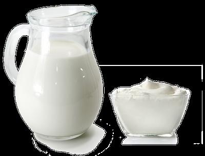 Roomijs bereid met melk van onze eigen koeien en extra room